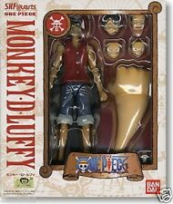 Used Bandai S.H.Figuarts One Piece Monkey D. Luffy