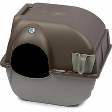 Omega Paw Large Roll 'n Clean Litter Box