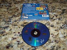 Dr. Seuss' The Cat In The Hat (Sony Playstation 1, 2003) (PS1) Game