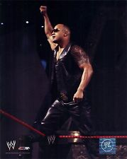WWE - The Rock 8x10 Glossy Photo