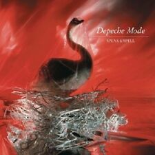 DEPECHE MODE - SPEAK AND SPELL  CD  12 TRACKS INTERNATIONAL POP  NEU