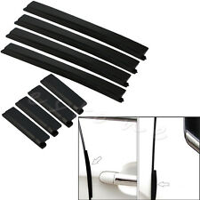 8 pcs Car Door Edge Guards Trim Molding Protection Strip Scratch Protector New