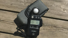 Medidor de Flash Minolta Autometer IV/ambiental lightmeter