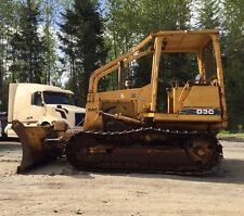 CATERPILLAR D3C DOZER 6-WAY BLADE REBUILT ENGINE D3 BULLDOZER