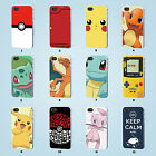 Pokemon case for iPhone 4S 5S 5C 6S Plus Samsung Galaxy S3 4 5 6 Edge Plus Note
