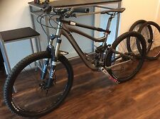 Giant Mountain Bike Trance X1 with extras