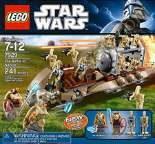 LEGO Star Wars The Battle of Naboo (complete, no box) - 7929