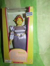 block buster shrek 2 princess fiona vinyl doll ,With Watch