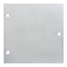 152x152x3mm Mini Aluminum Heated bed Build Plate for Me Creator 3D Printer