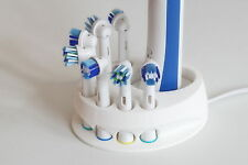 Oral-B SPAZZOLINI SUPPORTO Toothbrush Holder for 7 spazzolini 3d-stampa 3d-Print