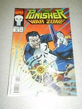 VINTAGE COMIC- THE PUNISHER: WAR ZONE- NO.30- AUGUST, 1994- GOOD- L17