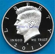 2011 S Silver Proof Kennedy Half Dollar- In Stock