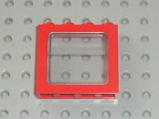 Fenetre LEGO TRAIN window ref 4033 + glass / Set 7725 10132 7715 7818 5571 6693
