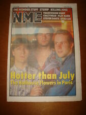 NME 1988 JUL 23 HOTHOUSE FLOWERS WONDER STUFF SPIKE LEE