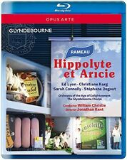 Hippolyte Et Aricie (2014, REGION A Blu-ray New)