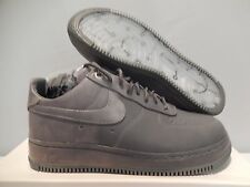 NIKE AIR FORCE 1 LW CMFT PIGALLE SP COOL GREY SZ 9.5 RARE!!! [669916-090]