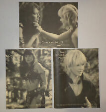 Xena Warrior Princess - Fan Club Kit #4 - Chakram Newsletters 13-16