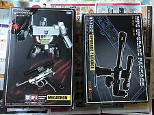 Transformers MASTERPIECE MEGATRON MP-05 W/UPGRADE JUSTITTOYS
