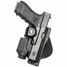 Fobus em19 táctica paddle holster pistolera glock 19/23/32, Walther p99, Ruger