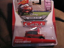 DISNEY PIXAR CARS RSN NETWORK SERIES TIMOTHY TWOSTROKE
