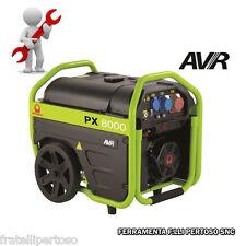 GENERATORE PRAMAC PX8000 400V 50Hz #AVR TRIFASE BENZINA