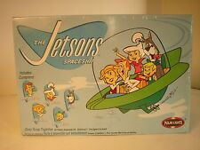 Sealed 2001 The Jetsons Spaceship by Polar Lights.Model # 6810.