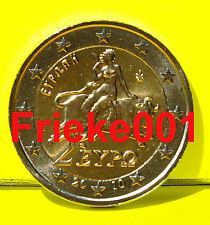 Griekenland - Grèce - 2 euro 2010 unc.