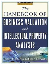 The Handbook of Business Valuation and Intellectual Property Analysis-ExLibrary