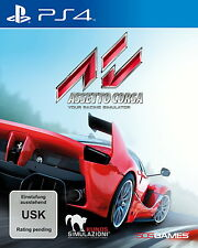PS4 SPiel Assetto Corsa (Sony PlayStation 4, 2016) Top Game