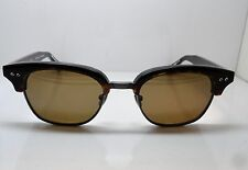 NEW DITA STATESMAN TWO DRX-2051-E-T-TRT-GUN Tortoise/Gunmetal 50mm Sunglasses