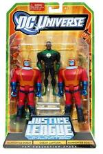 DC Universe Justice League Unlimited Manhunter Robot and Green Lantern