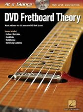 At a Glance Fretboard Theory Learn to Play Guitar Lesson Music Book & DVD