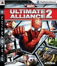 Marvel: Ultimate Alliance 2  - Sony Playstation 3 Game