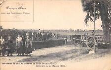 CPA 33 VENDANGES DE 1902 AU DOMAINE DE BICOT HAUT FRONSAC PROPRIETE DE LA MAISON