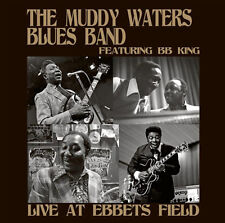 Live At Ebbets Field - Muddy Waters (2015, CD NEUF)