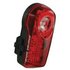 Planet Bike Bicycle Blinky Superflash USB Rechargeable Waterproof White Red