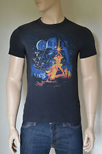 New abercrombie & fitch vintage star wars darth vader t-shirt graphique t-shirt s