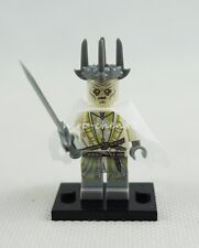Witch King of Angmar Mini Figures Lord of the Rings Hobbit Building Toys #yt354h