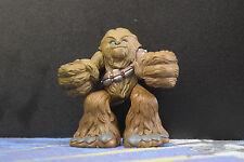 Star Wars Galactic Heroes Chewbacca 2001 No Teeth Showing Wookie Loose