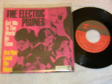 3/2 The Electric Prunes - Get Me To The World On Time - Are you lovin me more