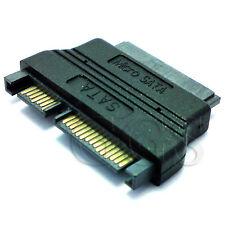 """1.8"""" Micro SATA HDD SSD 16 to 22 Pin 2.5"""" SATA Harddrive Adapter High Quality CG"""