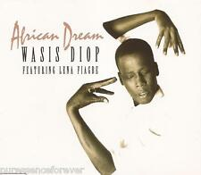 WASIS DIOP ft LENA FIAGBE - African Dream (UK 3 Tk CD Single)