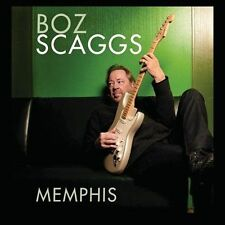 Boz Scaggs - Memphis Brand NEW (CD 2013, 429 Records)
