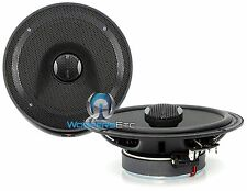 "FOCAL IC-165 6.5"" 6 1/2 140W RMS 2WAY ALUMINUM TWEETERS COAXIAL CAR SPEAKERS NEW"