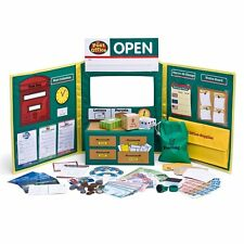 Learning Resources Pretend & Play 178 piece Post Office Role Play Set NEW