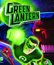 Green Lantern Animated Series S1 - 2 DISC SET (2014, REGION A Blu-ray New)