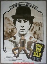 LITTLE BIG MAN Affiche Cinéma / Movie Poster 160x120 DUSTIN HOFFMAN
