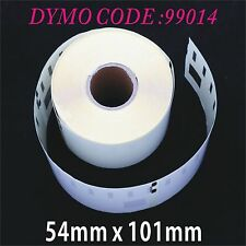 50 x 99014 54mm x 101mm Address Label for DYMO SEIKO 220pcs/Roll