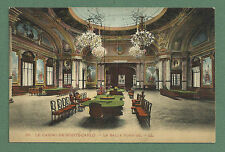 EARLY 1900'S LL PC LA SALLE SCHMIDT - MONTE-CARLO CASINO L.L. / L L