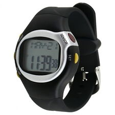 Pulse Heart Rate Monitor Wrist Watch Calories Counter Sports Fitness Exercise WA